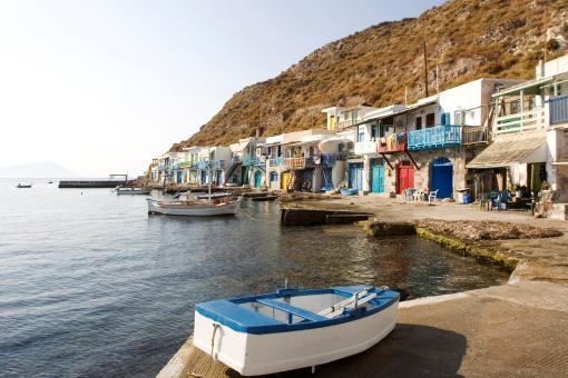 Дом Милос недорого возле моря